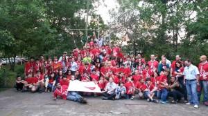 Grupo Escoteiro Desterro - 2014