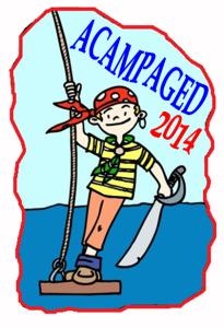 acampaged