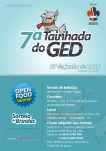 Cartaz - Convite - Tainhada1